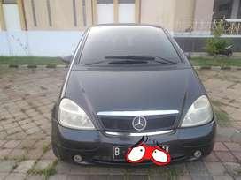 Mercedes benz a140 classic