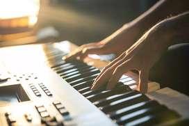 Beginner Piano/Keyboard Classes