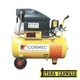 COSMEC 1 HP PORTABLE, Untuk Hidrolik Cuci Mobil Motor