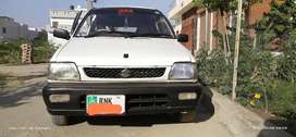 Mehran Car Gud Condition 97 Model Registration RNK
