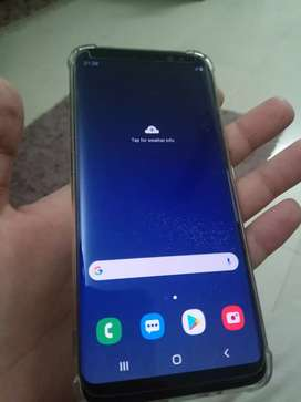 Samsung Galaxy S8 Dual Sim (Exchange possible)