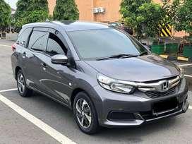 Honda Mobilio M/T Tahun 2019 ! Low Km ! Tangan Pertama !