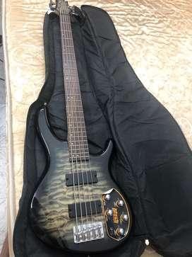 5 String Bass. Cort Action DLX V +