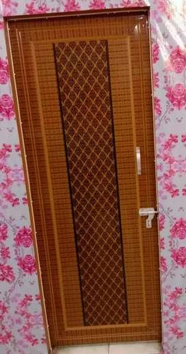 Bathroom doors new at veri reasonable price
