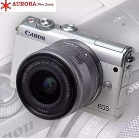 Canon EOS M10 kit 15-45mm IS full set bonus