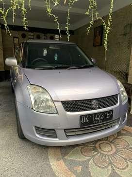 Mobil Suzuki Swift 2007 Tipe ST Bodi Mulus