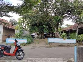 Tanah Strategis di jalan Gito Gati dekat Masjid Suciati Sleman
