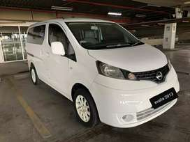 Nissan EVALIA XV Matic 2013 Good Condition