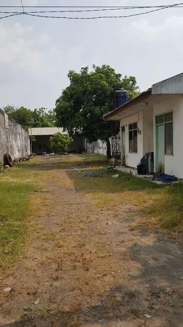 Gudang Pabrik Tanah Industri Bengkel Workshop Mojokerto Jetis Ngoro 0