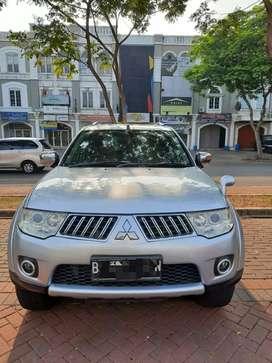 Mitsubishi Pajero Sport Exceed 4x2 AT 2010 pajak oktober 2020 RAWATAN