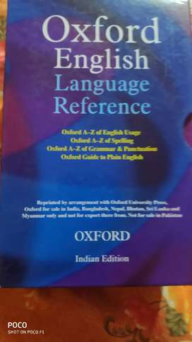 Oxford English Language Reference
