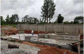1574 SQ FT Gated Community Plots for Sale in Yelahanka, Near ITC Facto