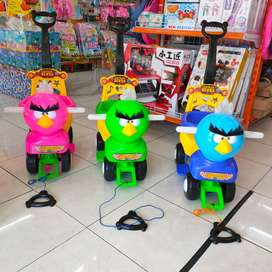 Mobil Dorong Anak
