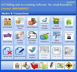 Ready to use Billing Software with CESS for all Traders (Rs. 6500 )