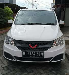 Wuling Confero 2019 Putih double blower velg Racing  /