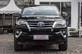 Fortuner G Manual DieseL 2017