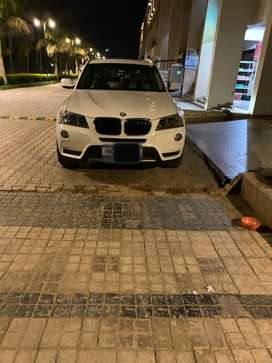 BMW X3 xDrive 20d Expedition, 2011, Diesel