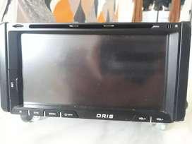 Jual Head unit ORIS plus antena tv