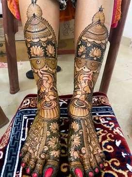 MR mehandi artist mumbai