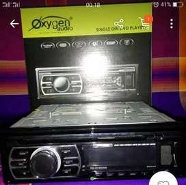 Tape Single Din Dvd (Mp3.Usb.Mmc.Aux.Radio)