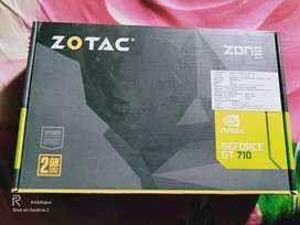 Nvidia 710 2gb graphics card