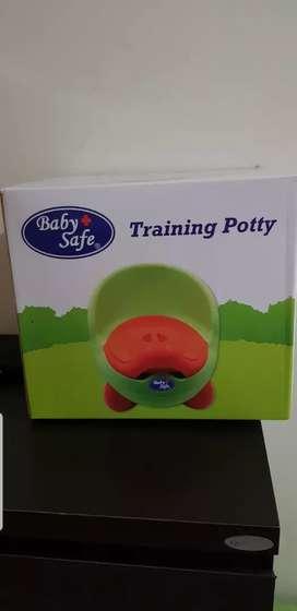Potty training anak merk baby safe