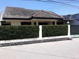 Disewakan Rumah Tinggal nyaman di Bandung Utara Pasteur JL Junjunan