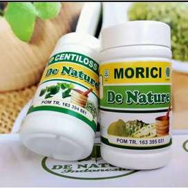 Centilos Morici Centiloss De Nature Obat Stroke Herbal Strok Struk
