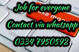 Writing job available for students at home daily bases. 282