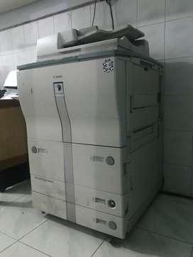 Dijual cepat mesin fotocopy merk canon IR 6020