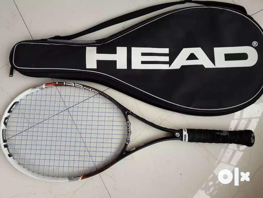 Lawn Tannis Racket (Head brand)