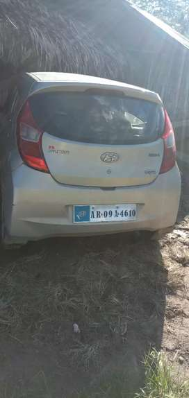 New  Hyundai car eon sports