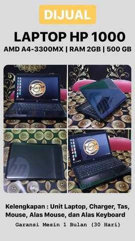HP 1000 Notebook PC