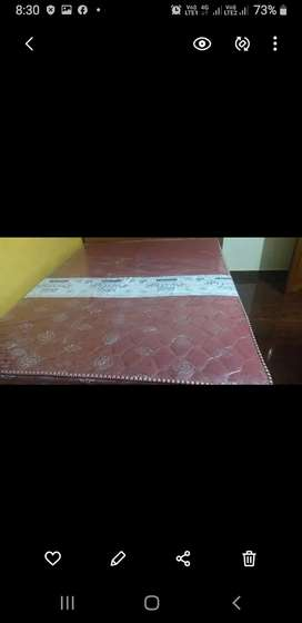 Spring Bed for sale Size 60 X 78- 8 inch