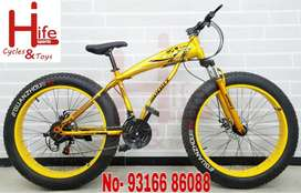 Dolphin Fat Boy 21 Gears Brand New Attractive Colours