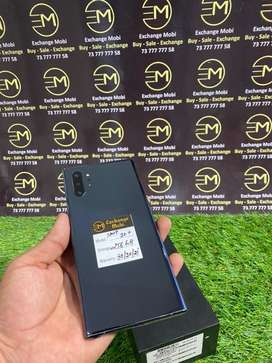 Samsung galaxy Note10Plus — 12/256gb — 13Months warranty — gst bill