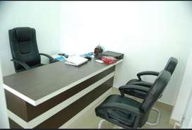 Furnished office space for sale