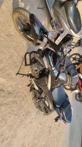 Yamaha fzs  2016 model neat condition