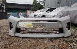 Bumper depan vellfire 2015 facelift
