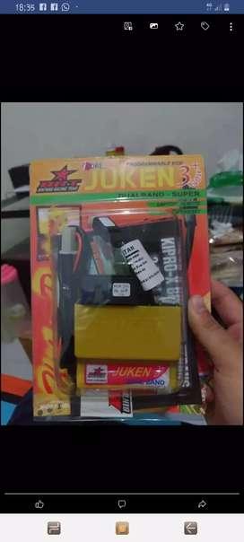 Juken 3+ New untk new vixion advance + Remot
