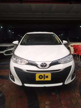 Toyota Yaris 1.3 2020 Already bank leased