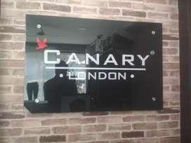 Canary london store barra bypass need salesman & salesgirl urgent need