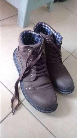 Sepatu boots original Jim joker size 43