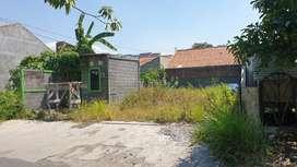 Disewakan Tanah Kosong Di Jl Gemah Jaya