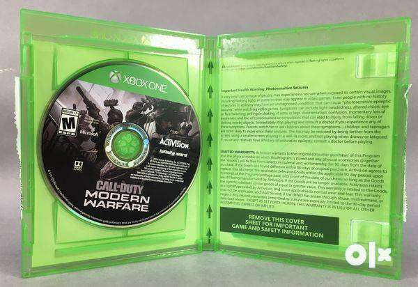 Call Of Duty: Modern Warfare 2019 (Xbox One) 0