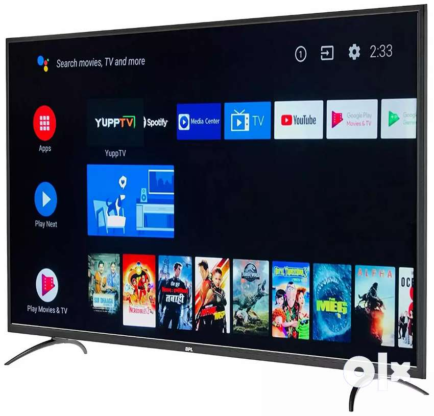 Smart/android brand new box packed led tv, 1yr onsite warranty & bill. 0