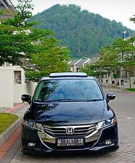 Jual Honda Odyssey Hitam 2012