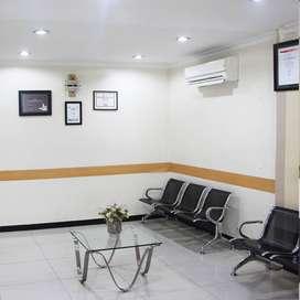 Sewa Ruangan Kantor di Komp. Grogol Permai Jakarta Barat