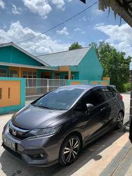 Honda jazz 2018 pemakaian 2019 RS CVT AT