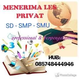 LES PRIVAT SD- SMP-SMU
